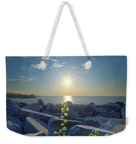 All Things Are Possible Weekender Tote Bag