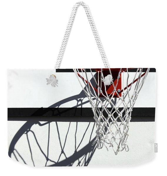Alley Hoop Weekender Tote Bag