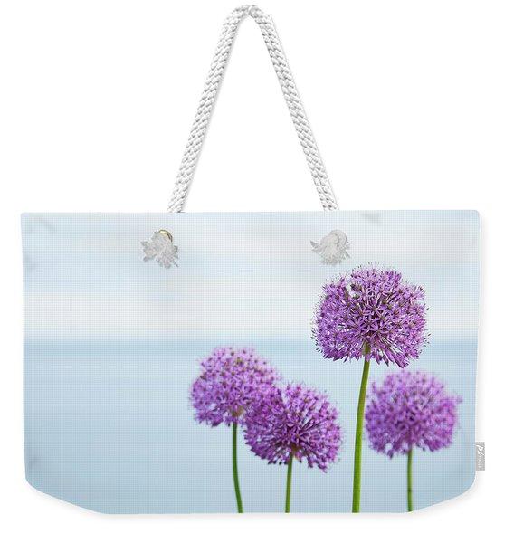 Alliums 1 Weekender Tote Bag