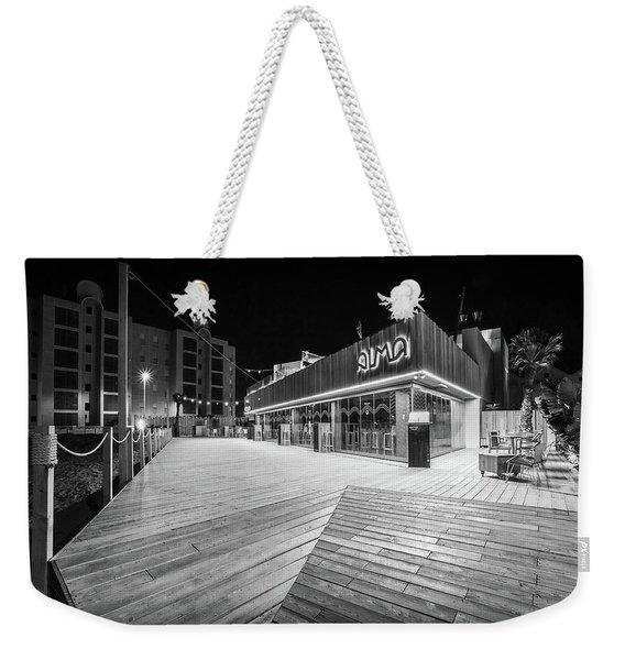 Alma Restaurant Weekender Tote Bag