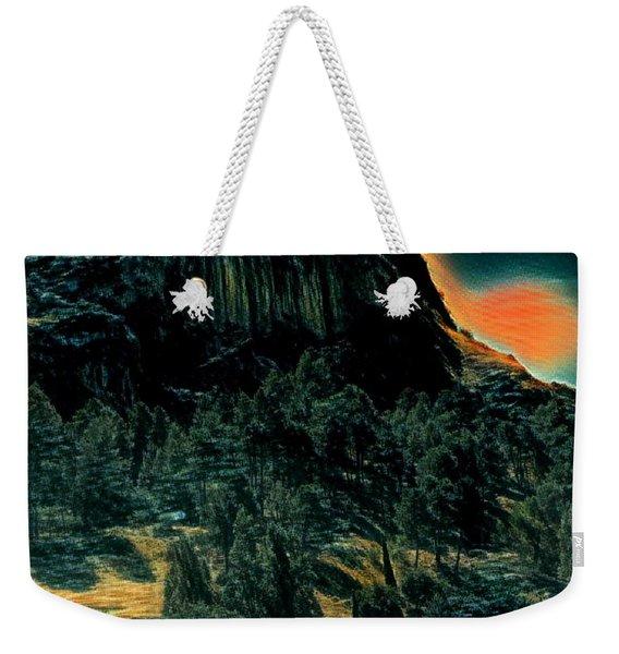 Almeria Nature Spain  Weekender Tote Bag