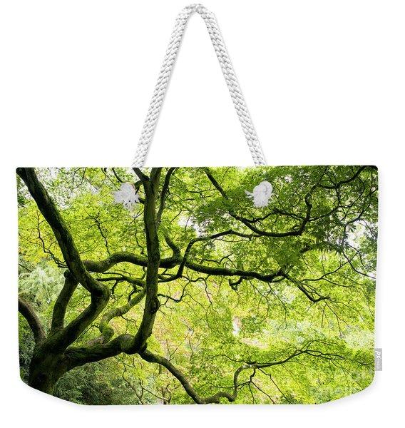 Almighty Acer Weekender Tote Bag