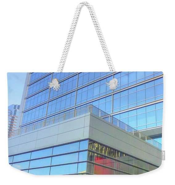 Almost Invisible La Weekender Tote Bag
