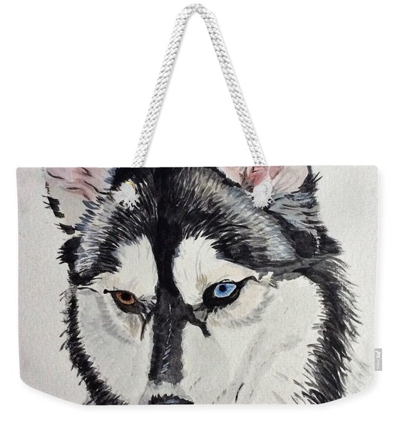 Almost Wild Weekender Tote Bag