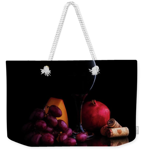 Almost Wine Weekender Tote Bag
