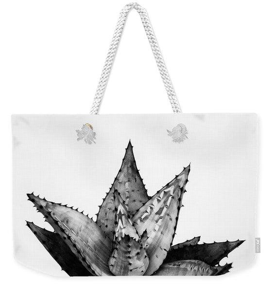 Aloe Cactus Weekender Tote Bag