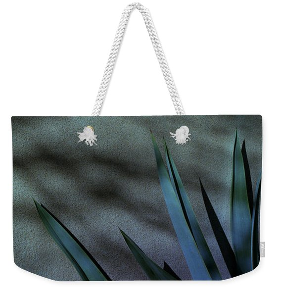 Aloe Cool Weekender Tote Bag