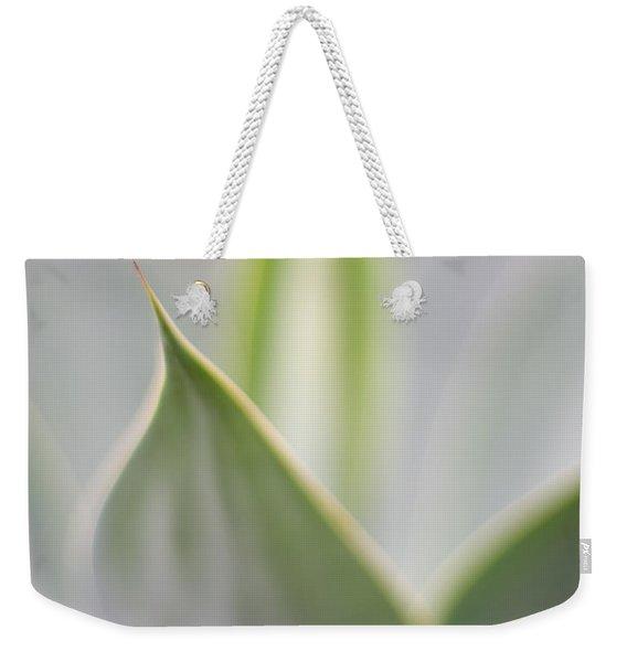 Aloe Mirage Weekender Tote Bag