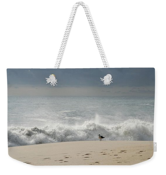 Alone - Jersey Shore Weekender Tote Bag