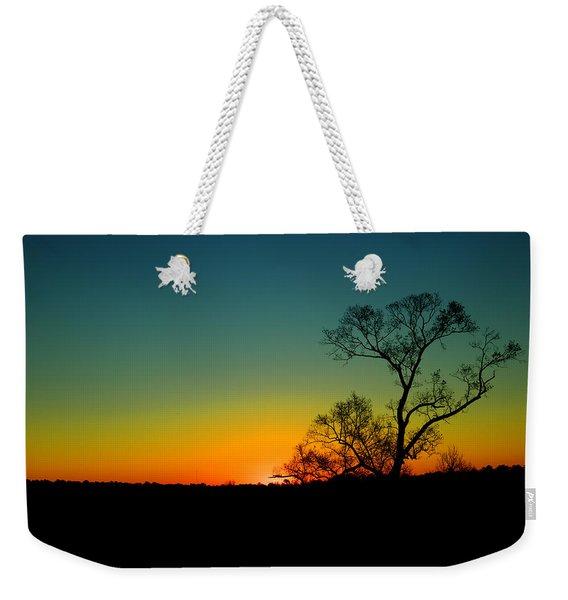 Alone Weekender Tote Bag
