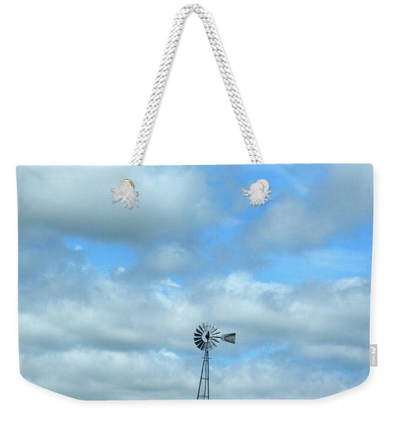 Alone In Thought Weekender Tote Bag