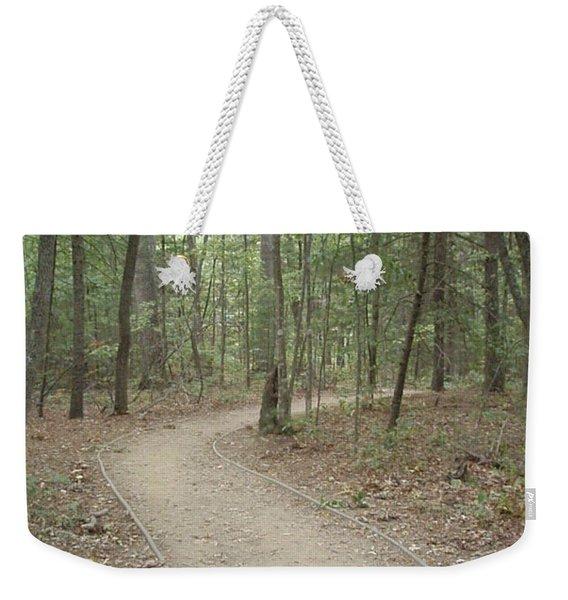 Along Our Winding Paths Weekender Tote Bag