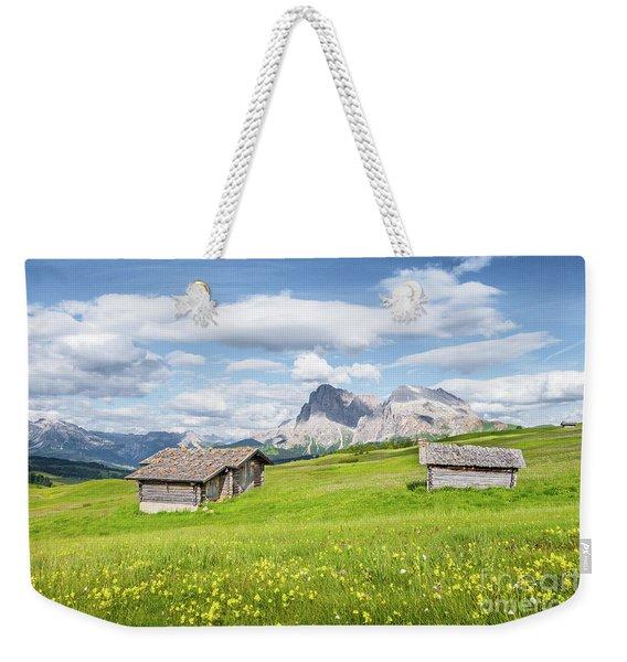 Alpe Di Siusi Weekender Tote Bag