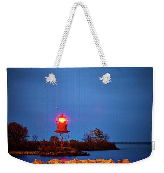 Alpena Light Weekender Tote Bag