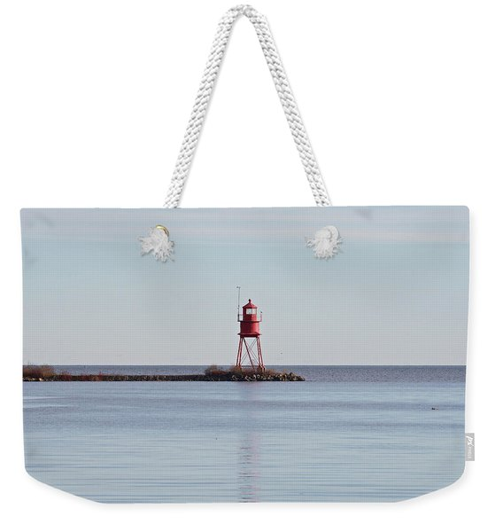Alpena Light Weekender Tote Bag