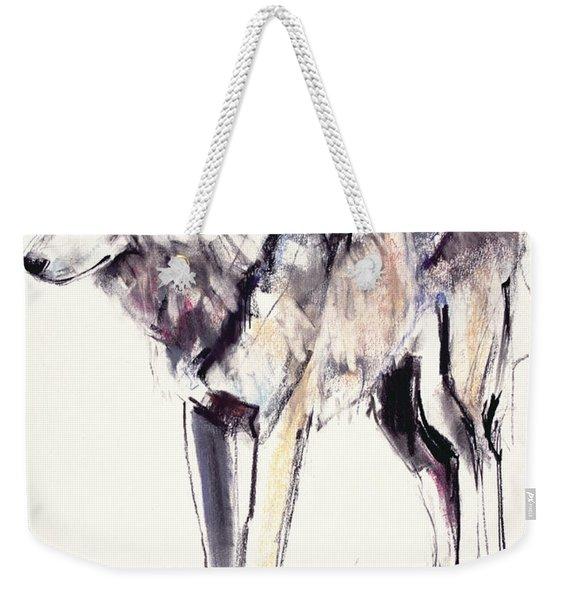 Alpha Weekender Tote Bag