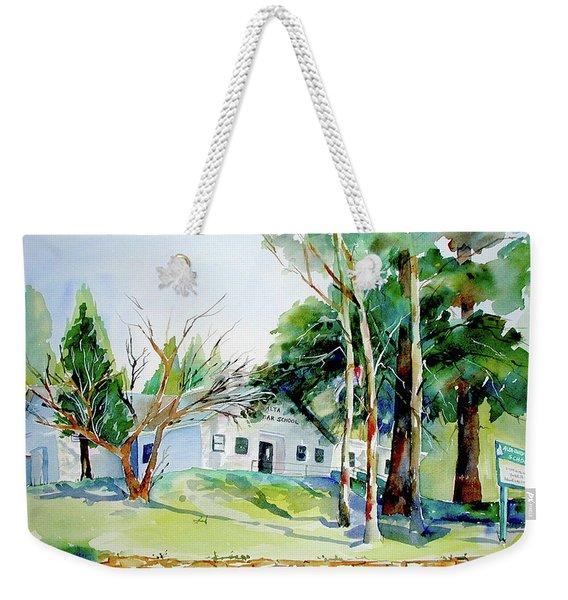 Alta/dutch Flat School Weekender Tote Bag