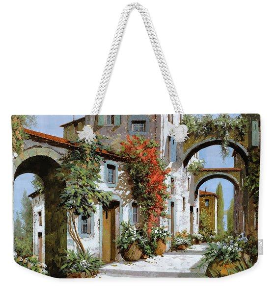 Altri Archi Weekender Tote Bag