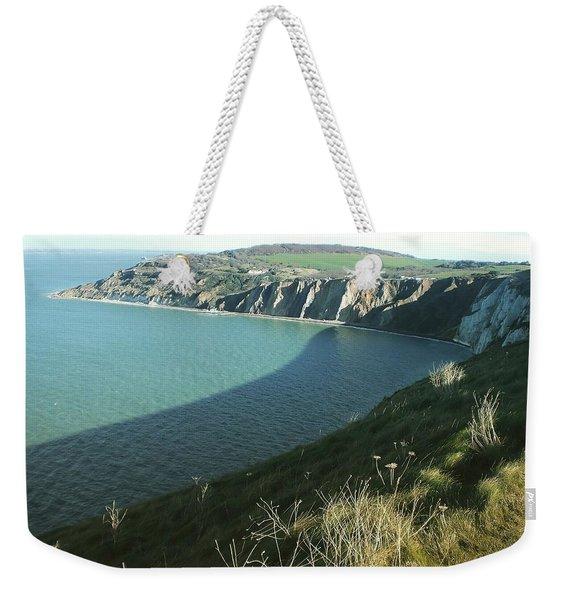 Alum Bay, Isle Of Wight Weekender Tote Bag