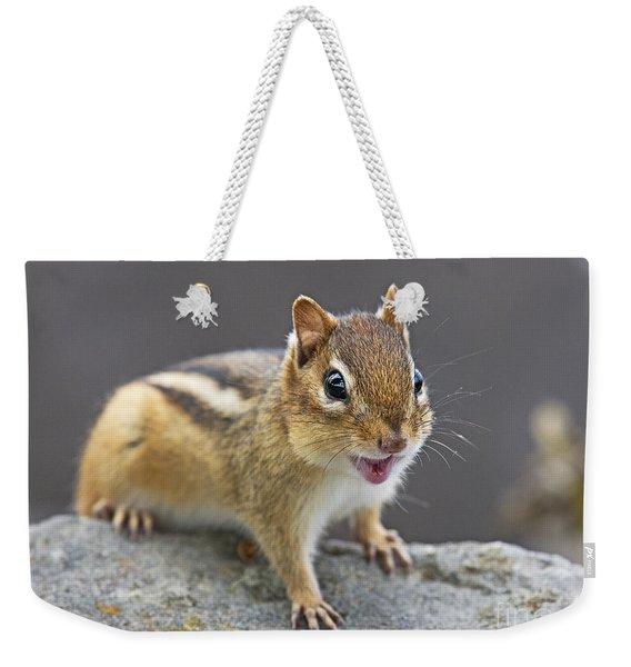 Alvinnn... Weekender Tote Bag