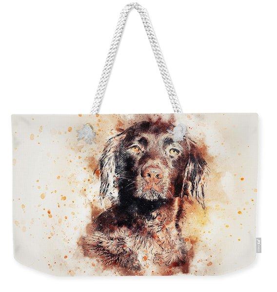 Always Loyal Weekender Tote Bag