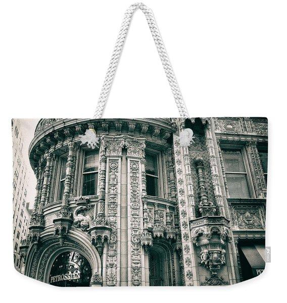 Alwyn Court  Weekender Tote Bag