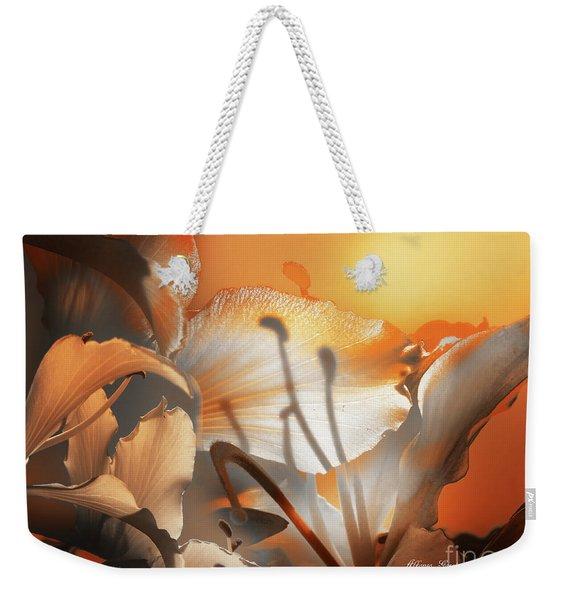 Amanecer  Weekender Tote Bag