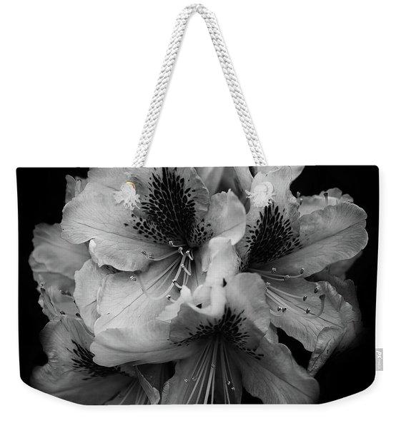 Amaryllis Weekender Tote Bag