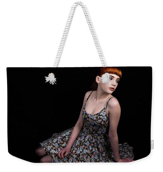 Amazing Beauty Weekender Tote Bag