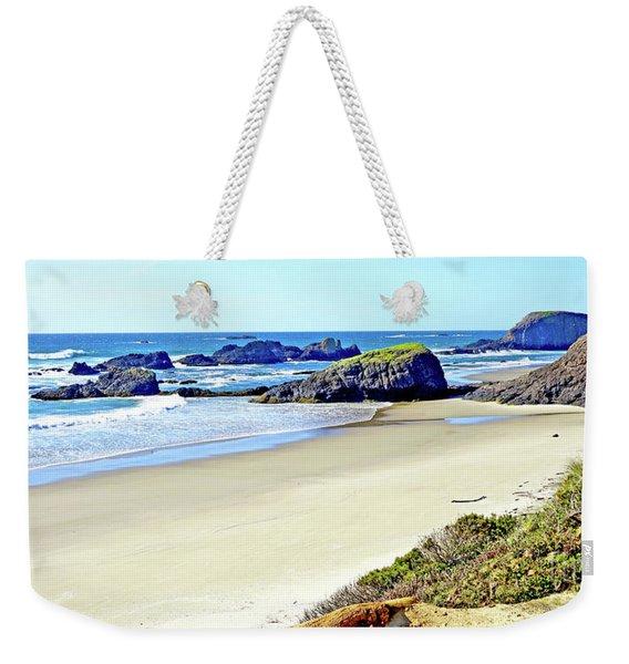 Amazing Day Weekender Tote Bag