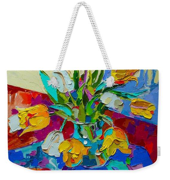 Amazing  Love Weekender Tote Bag