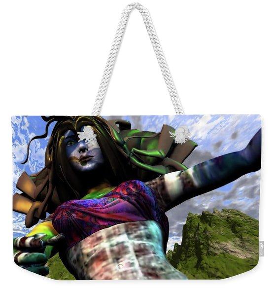Amazon Rescue Weekender Tote Bag