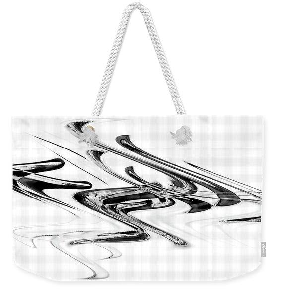 Ambiguity IIi Weekender Tote Bag