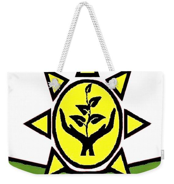 Amen Ankh Weekender Tote Bag