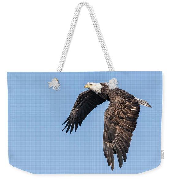 American Bald Eagle 2017-5 Weekender Tote Bag