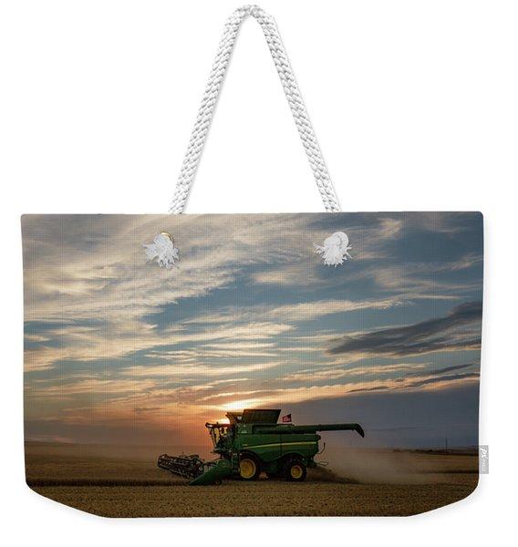 American Combine Weekender Tote Bag