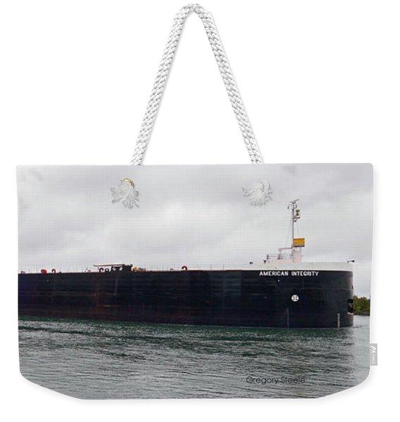 American Integrity Weekender Tote Bag