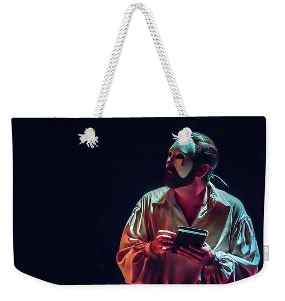 American Phantom  Weekender Tote Bag
