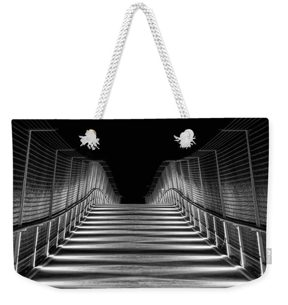 American Tobacco Trail Bridge  Weekender Tote Bag