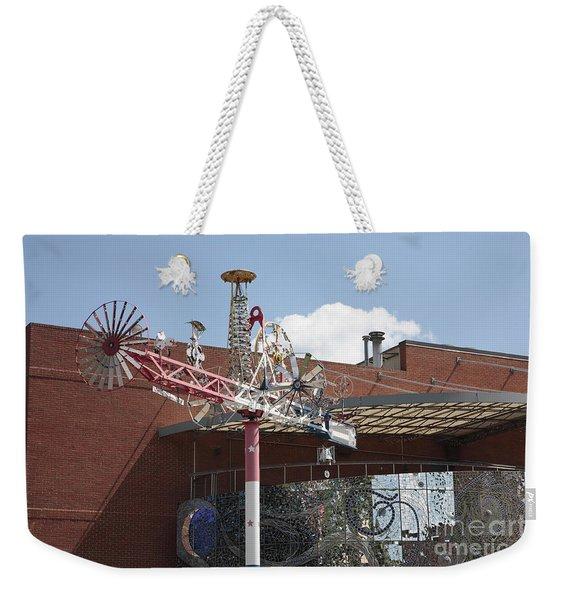 American Visionary Art Museum In Baltimore Weekender Tote Bag