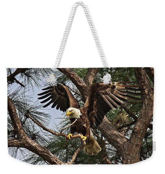 America's Bird Weekender Tote Bag