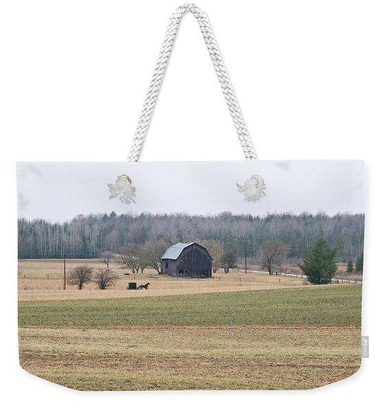 Amish Country 0754 Weekender Tote Bag