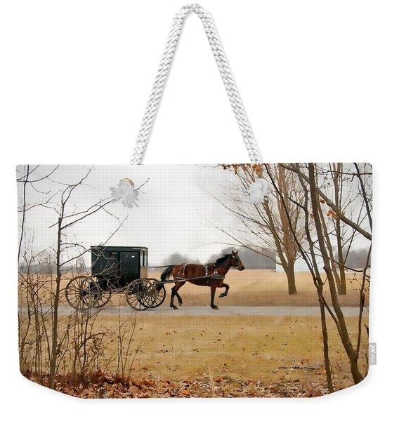 Amish Dream 1 Weekender Tote Bag
