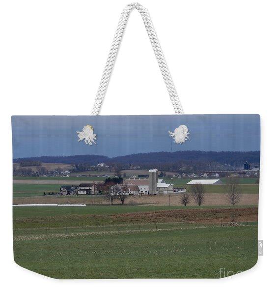 Amish Homestead 125 Weekender Tote Bag