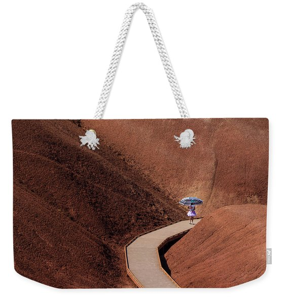 Among The Painted Hills Weekender Tote Bag