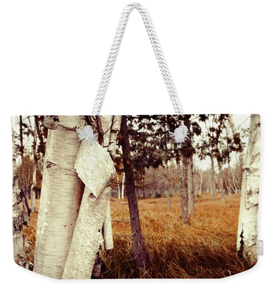 Among The Tall Grass Weekender Tote Bag