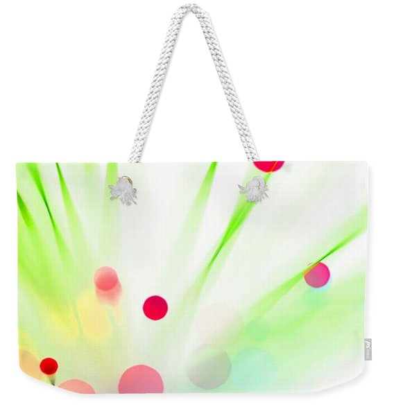 Among The Wildflowers Weekender Tote Bag