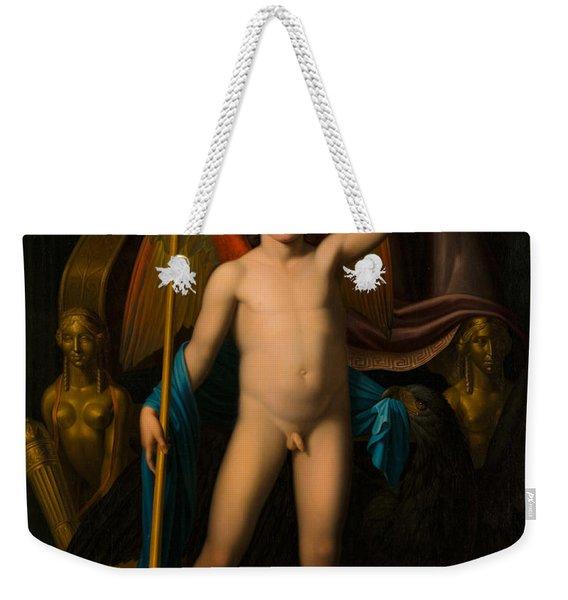Amor Triumphant Weekender Tote Bag