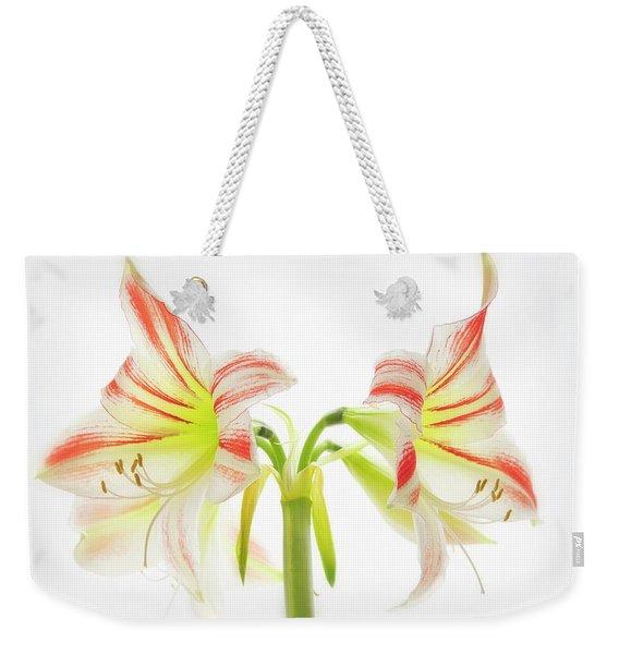Amorice Weekender Tote Bag
