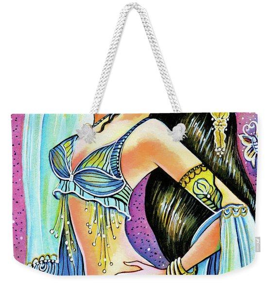 Amrita Weekender Tote Bag